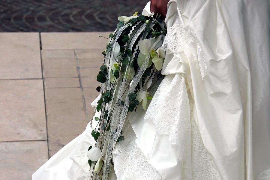bouquets de mariée en vendée, à st laurent sur sevre