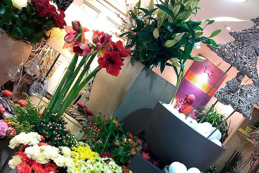 bouquet fleur st laurent sur sevre