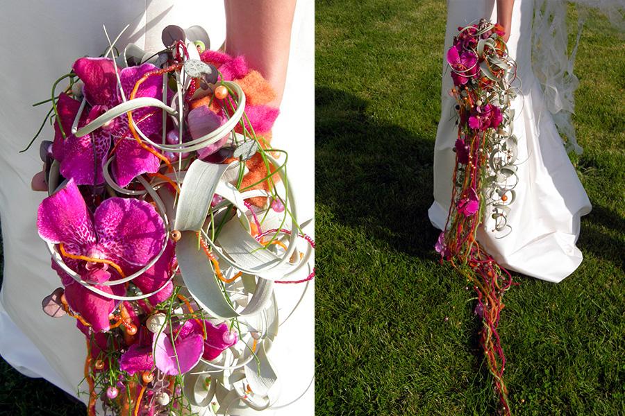 fleuriste près de cholet pour mariage