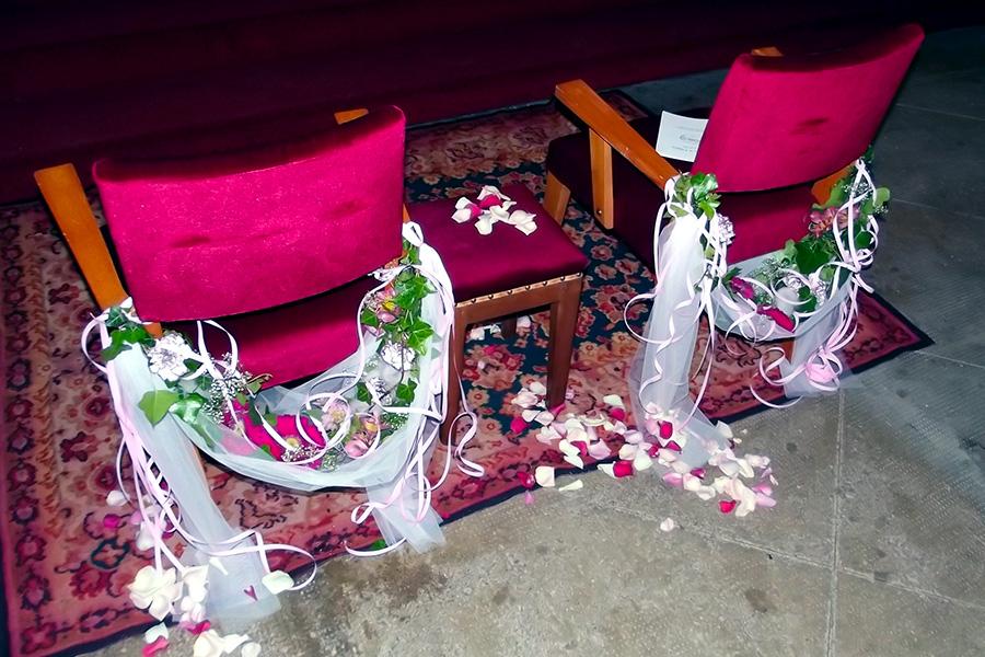 fleuriste pour mariage, près de mortagne sur sevre