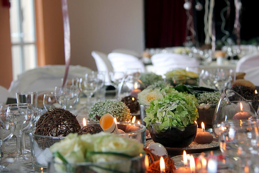 fleuriste en vendée décoration de mariage