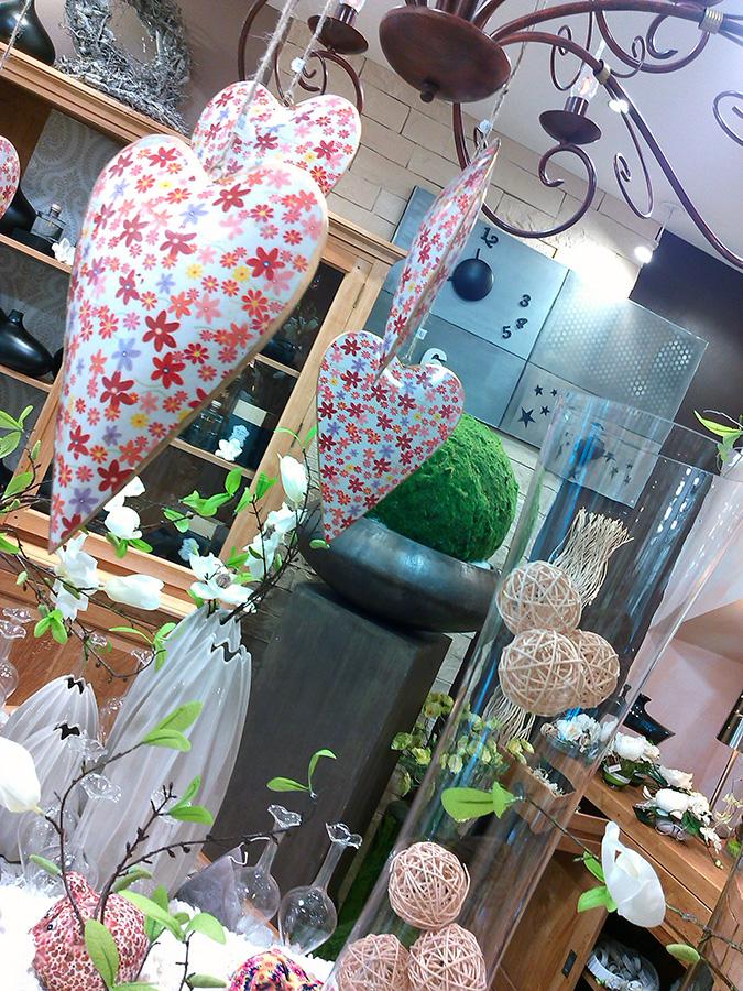 décoration florale de printemps, fleuriste en vendée 85